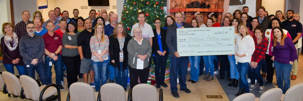 Presentation to Hospice Austin-Williamson County